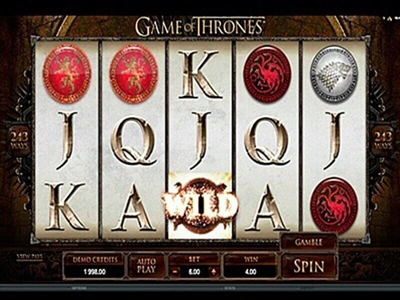 How To Play Game of Thrones: Microgaming Pokie Review