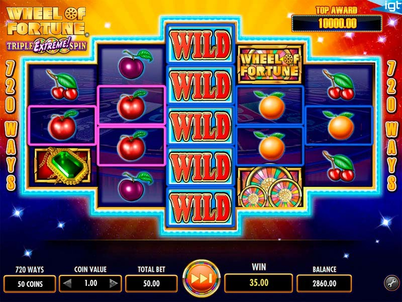 How To Play Wheel of Fortune: IGT Slot Review